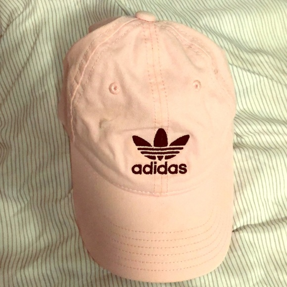 b7aa058fa2b adidas Accessories - WM Originals Relaxed Strapback Hat